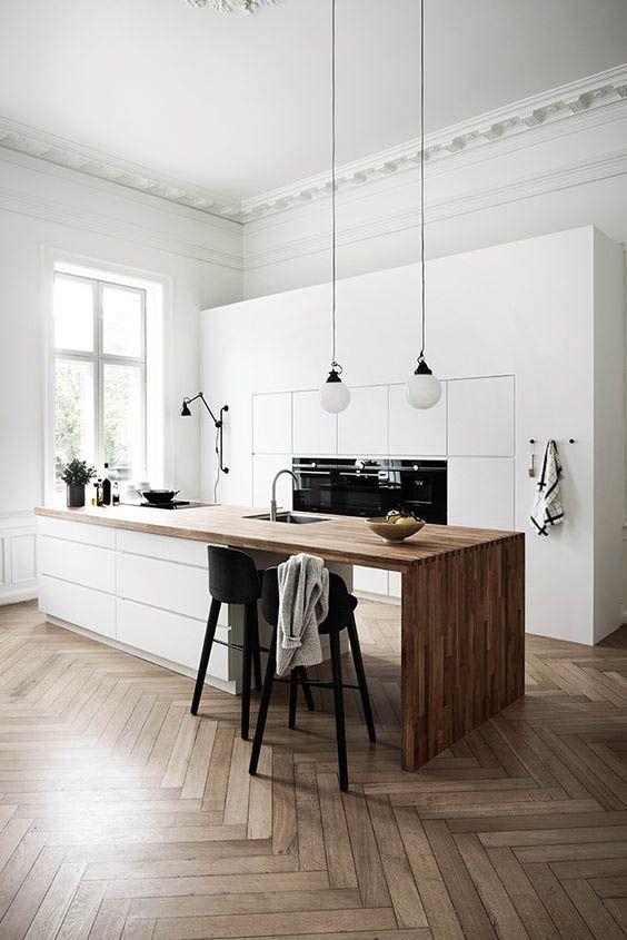 35+ Beautiful Lighting In Scandinavian Rooms (Including Floor Lamps) -  - home-decor - scandinavian style lighting ideas pendant and floor lamps for interiors living room bedroom kitchen 10 -