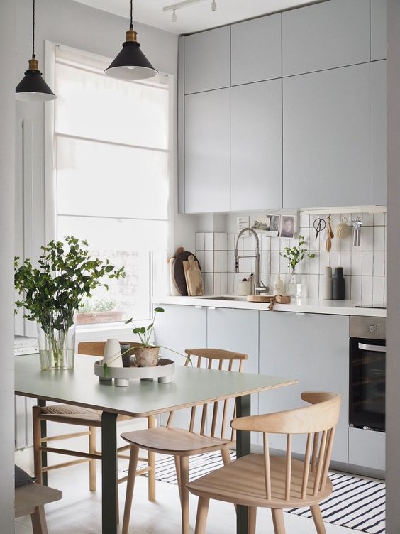 35+ Beautiful Lighting In Scandinavian Rooms (Including Floor Lamps) -  - home-decor - scandinavian style lighting ideas pendant and floor lamps for interiors living room bedroom kitchen 5 -