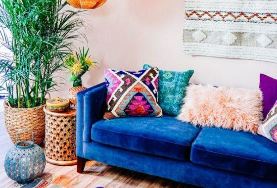 39 Beautiful Photos of Bohemian Interior Design