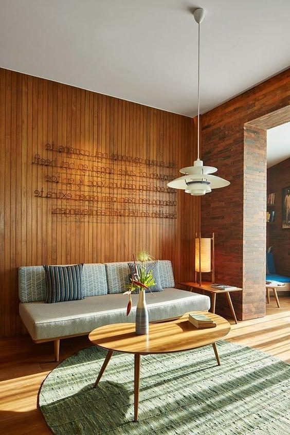 42 Photos of Purely Mid Century Modern Interiors -  - interior-design - Mid century modern interior design living spaces inspiration living room bedroom kitchen decor furniture 11 -