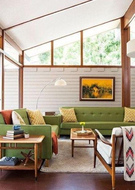42 Photos of Purely Mid Century Modern Interiors from interior-design category