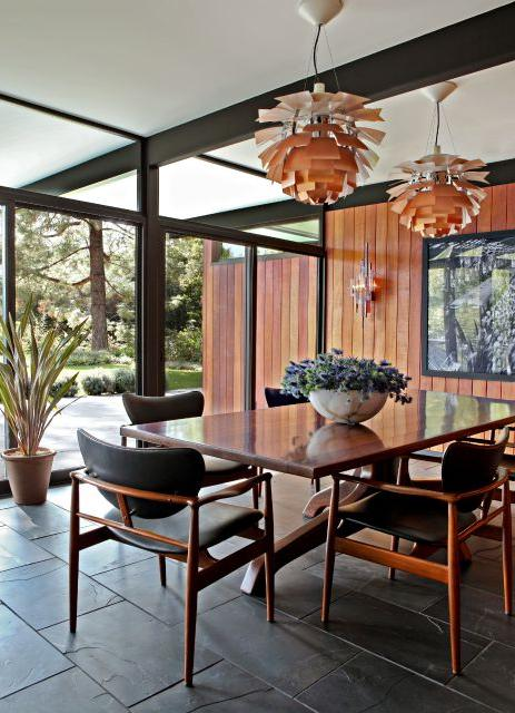 42 Photos of Purely Mid Century Modern Interiors -  - interior-design - Mid century modern interior design living spaces inspiration living room bedroom kitchen decor furniture 39 -