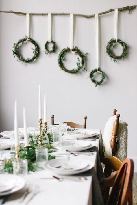 46 Christmas Rustic Decor Ideas -  - home-decor - christmas rustic decor ideas 1 -