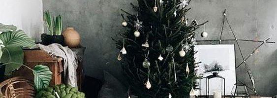 46 Christmas Rustic Decor Ideas -  - home-decor - christmas rustic decor ideas 10 563x200 -