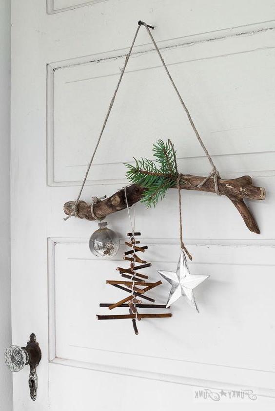 46 Christmas Rustic Decor Ideas -  - home-decor - christmas rustic decor ideas 14 -