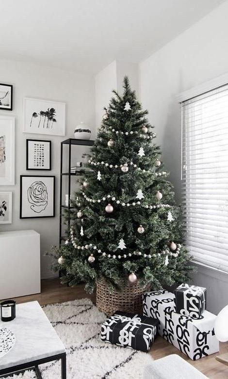 46 Christmas Rustic Decor Ideas -  - home-decor - christmas rustic decor ideas 18 -