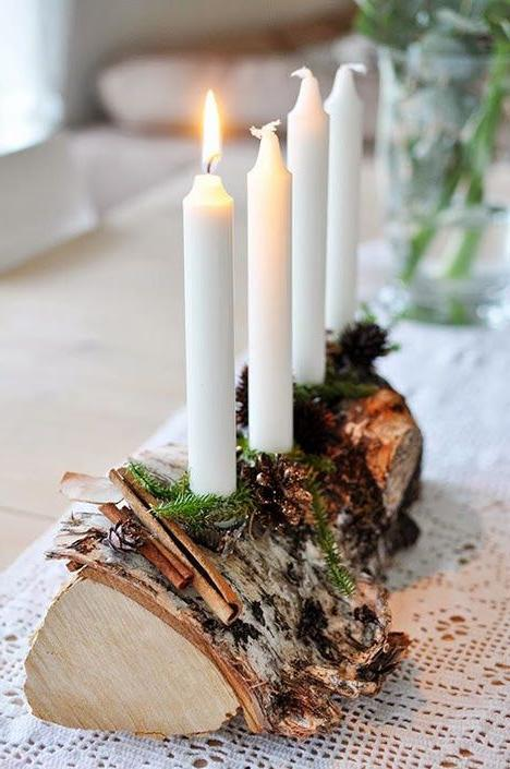 46 Christmas Rustic Decor Ideas -  - home-decor - christmas rustic decor ideas 2 -