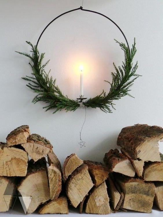 46 Christmas Rustic Decor Ideas -  - home-decor - christmas rustic decor ideas 21 -