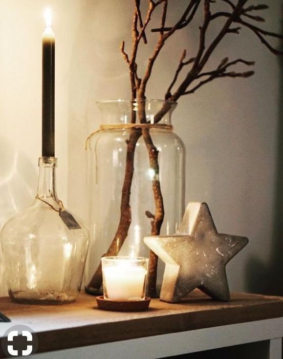 46 Christmas Rustic Decor Ideas -  - home-decor - christmas rustic decor ideas 22 -