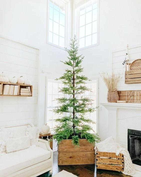 46 Christmas Rustic Decor Ideas -  - home-decor - christmas rustic decor ideas 32 -