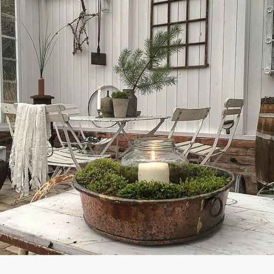 46 Christmas Rustic Decor Ideas -  - home-decor - christmas rustic decor ideas 40 -