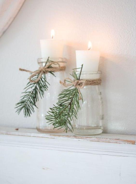 46 Christmas Rustic Decor Ideas -  - home-decor - christmas rustic decor ideas 43 -