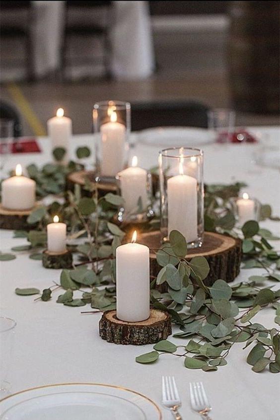 46 Christmas Rustic Decor Ideas -  - home-decor - christmas rustic decor ideas 45 -
