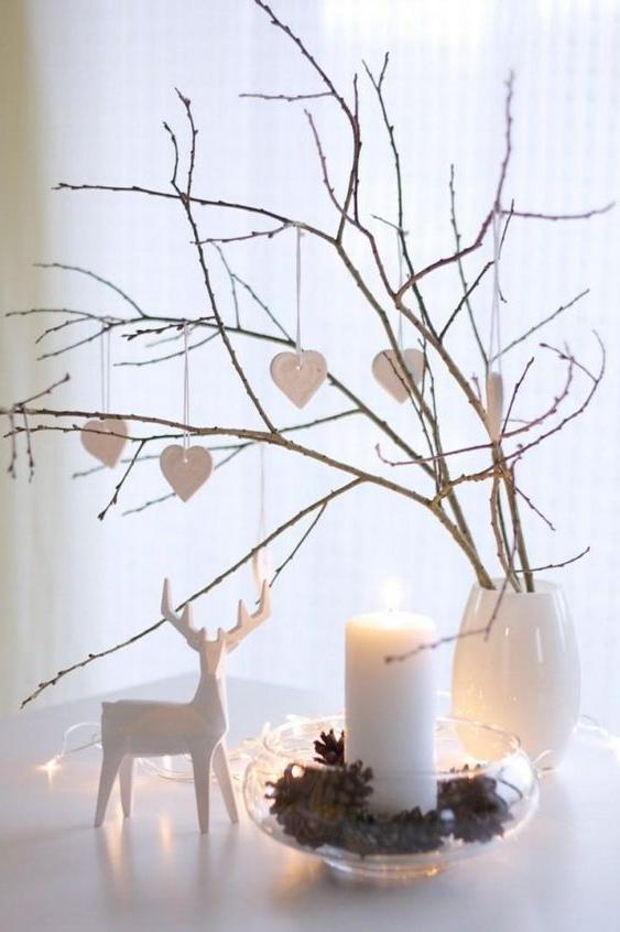 46 Christmas Rustic Decor Ideas -  - home-decor - christmas rustic decor ideas 9 -
