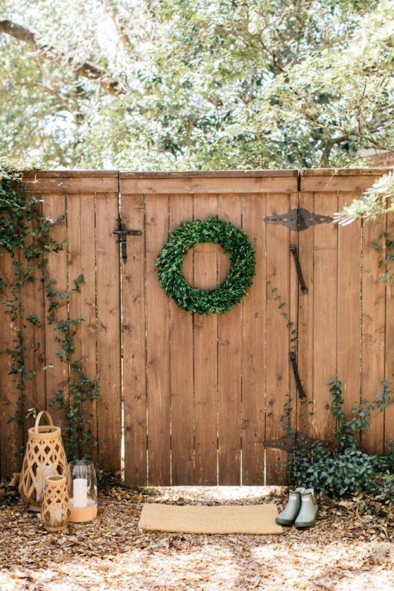 52 Best Backyard Fence Ideas