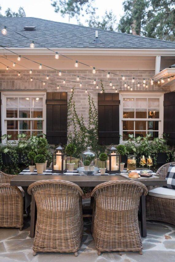 45 Dreamy Backyard Lighting Ideas