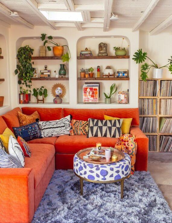 73 Mesmerizing Bohemian Living Room Inspiration