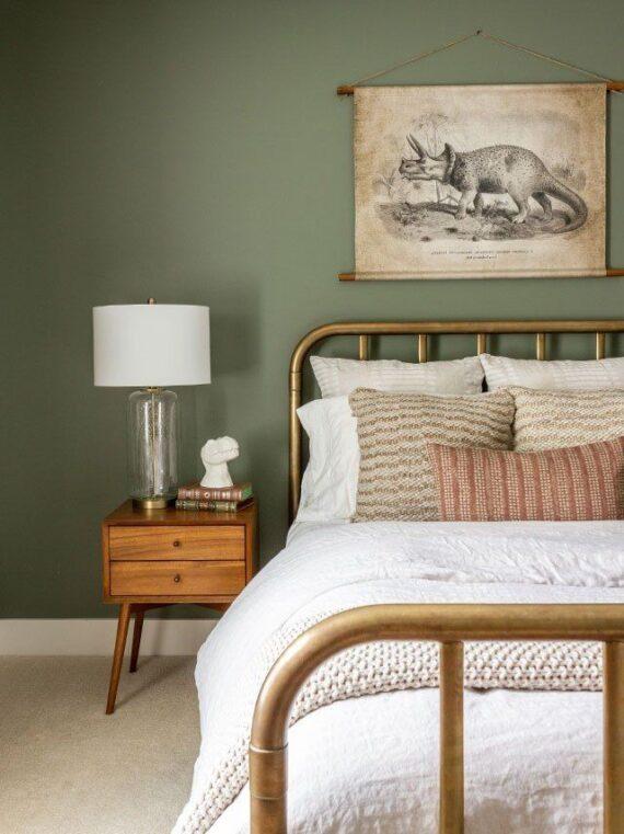 36 Stunning Mid-Century Modern Bedroom Ideas
