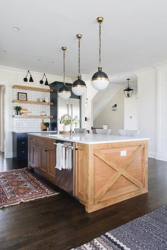 52 Unforgettable Modern Kitchen Island Ideas