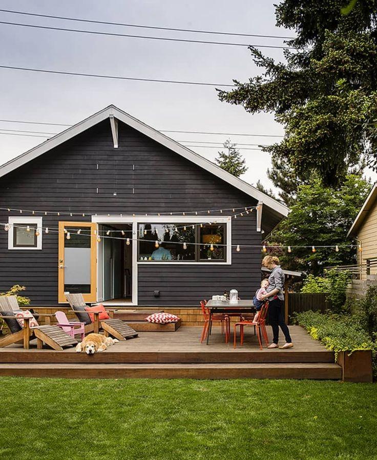 37 Awe-Inspiring Backyard Deck Inspiration