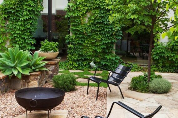 53 Breathtaking Backyard Landscape Ideas