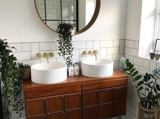 53 Inspiring Bathroom Plants Decor Ideas