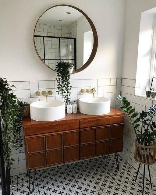 53 Inspiring Bathroom Plants Decor Ideas