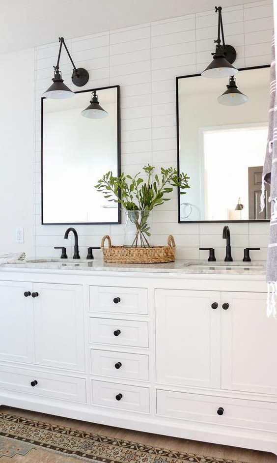 55 Delightful Bathroom Sink Cabinets Inspiration from interior-design category