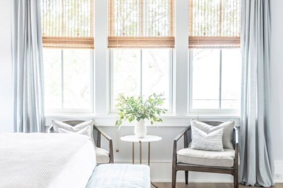 43 Dreamy Bedroom Windows Inspiration