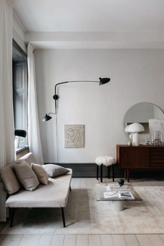 67 Charming Contemporary Living Room Ideas
