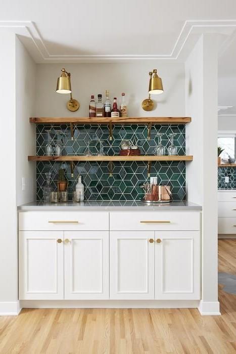 65 Incredible Kitchen Wall Tile Ideas